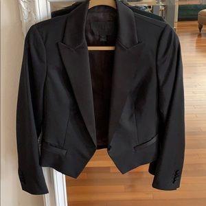 J. Crew tuxedo blazer